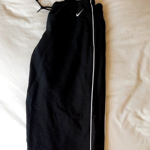 Nike Track Pant w/ankle adjustments & zipper